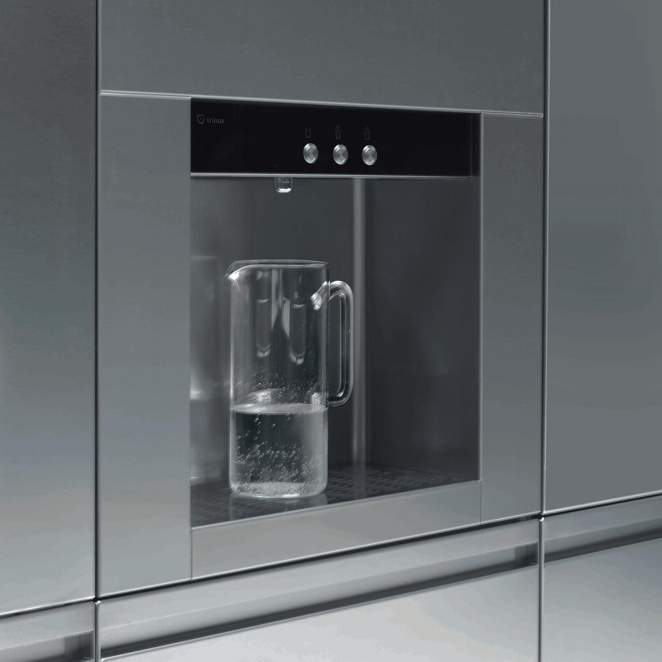 Einbau wasserspender – Günstige Küche Mit E Geräten